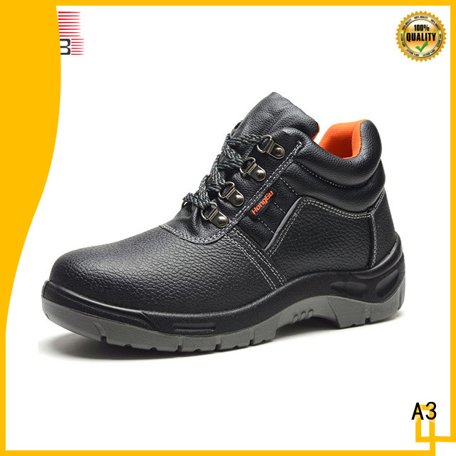 Professional men safety shoes company for work place