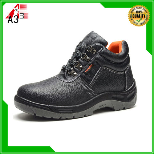 Great safety shoes for men supplier for work place