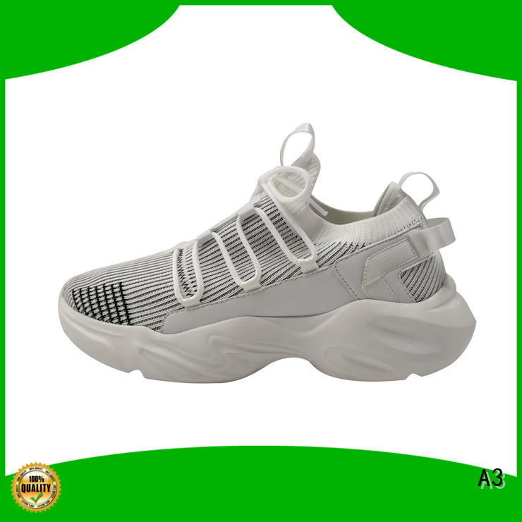 A3 men casual shoes manufacturer for daily wear