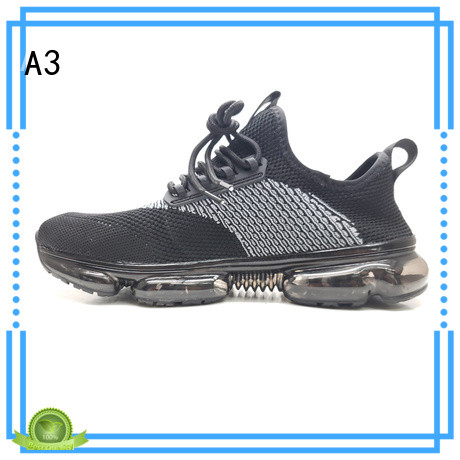 A3 running shoes for flat feet supplier for sport