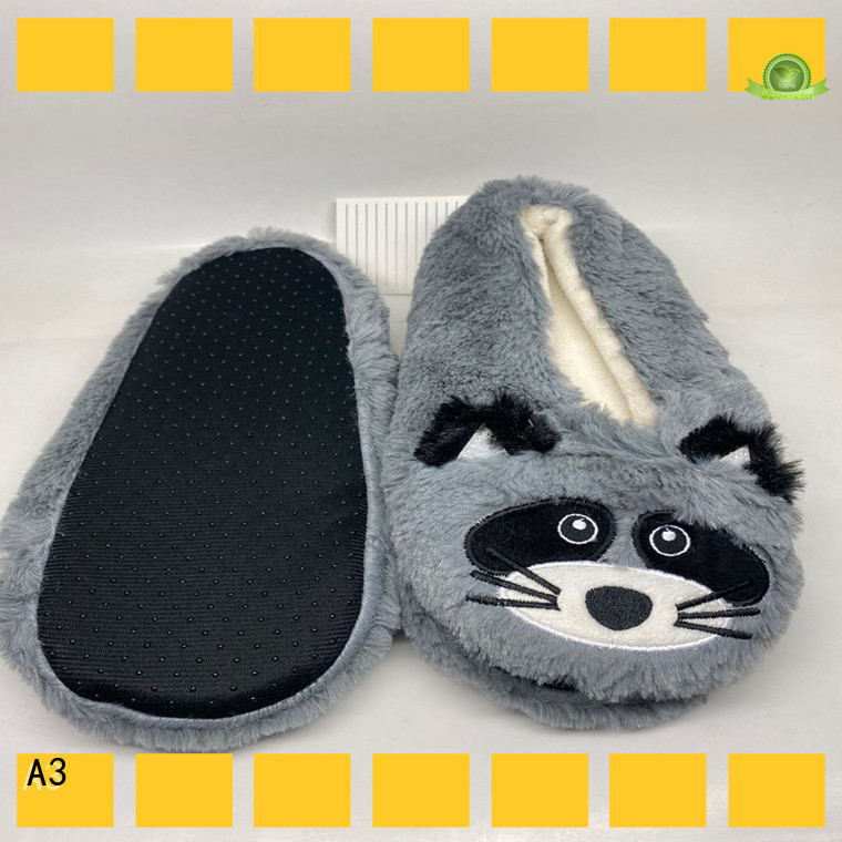 A3 Comfortable female sandals factory for beach activities