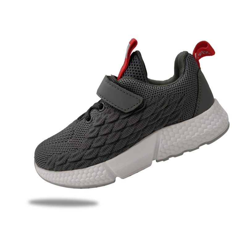 3D Fashion Fly Knit Breathable Shoes For Children