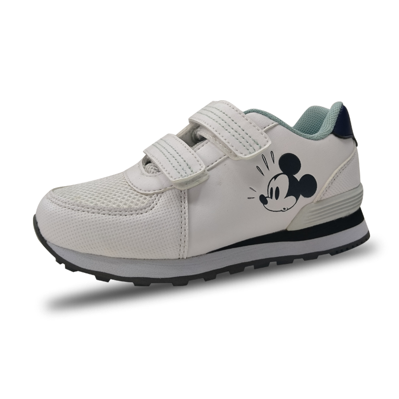 Mickey Cartoon Sneakers For Girls