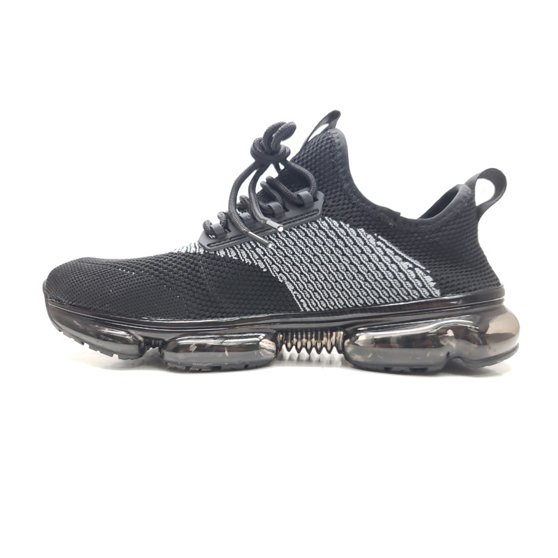 Air Cushion Flying Knit Fashion Sports Shoes for Men