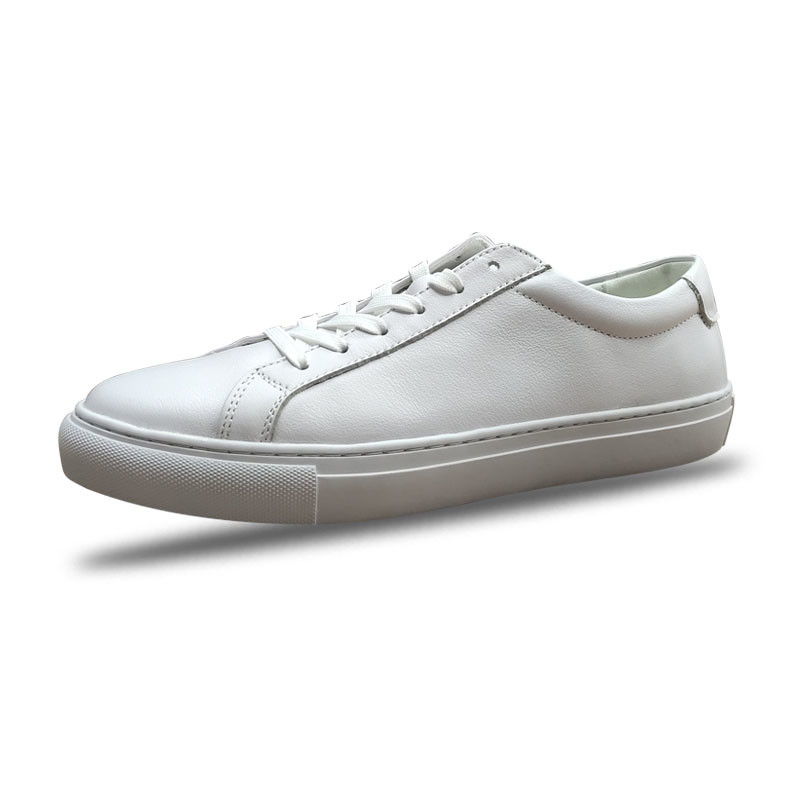 Fashionable sneaker men's leather shoes casual shoes