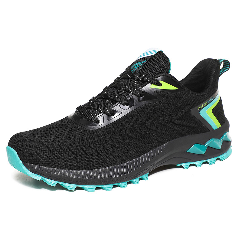Breathable Mesh Shoes Sports Men's Running Sneakers