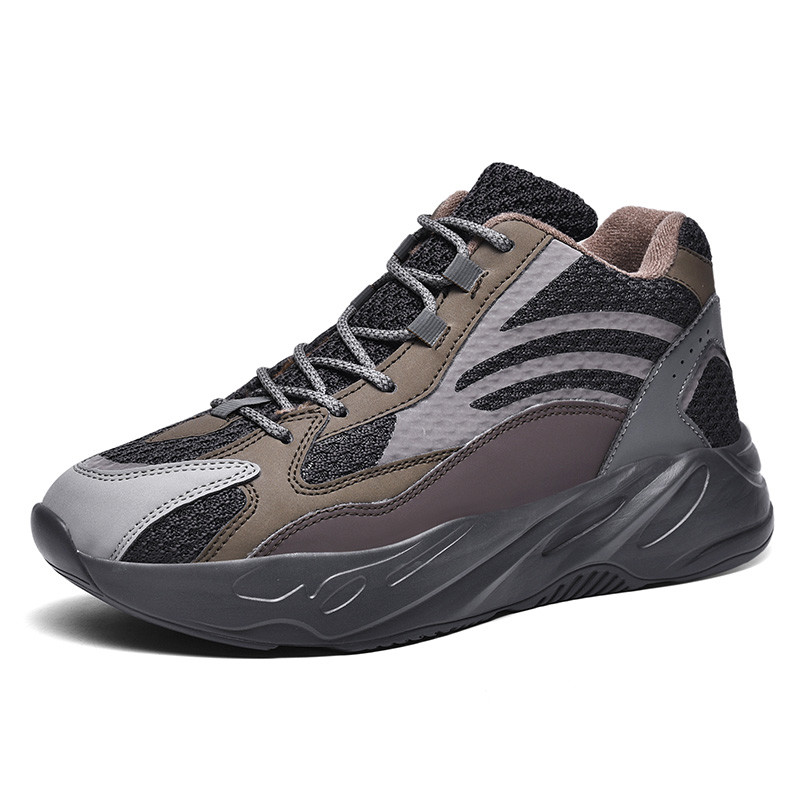 Casual Sneakers Shockproof Breathable Men Shoes