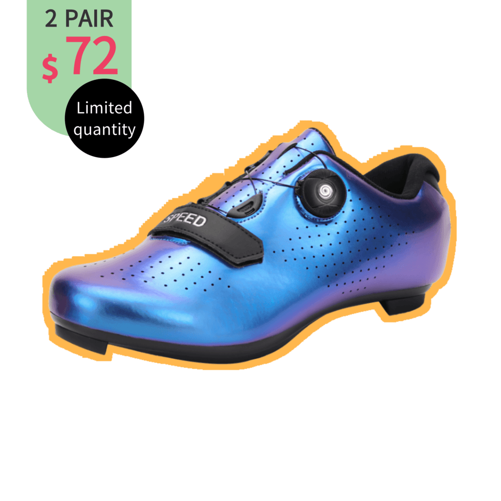 Anti-Slippery Bicycle Customized Men Shoes