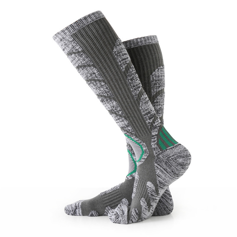 Popular footwear personalized ski socks