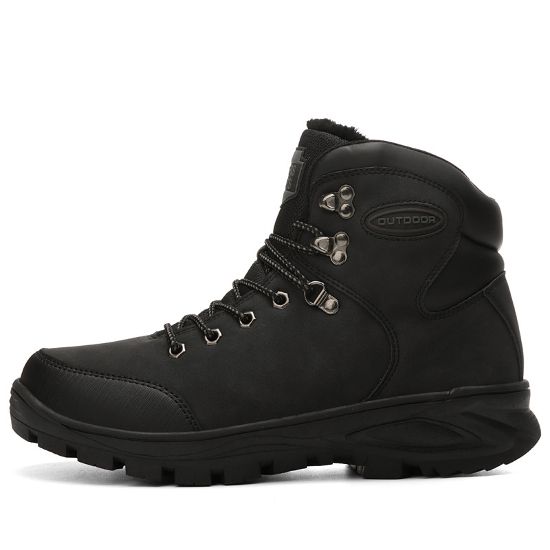 wholesale hiking shoes men in nice price