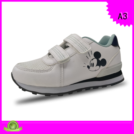 A3 childrens trainers company for daily wear