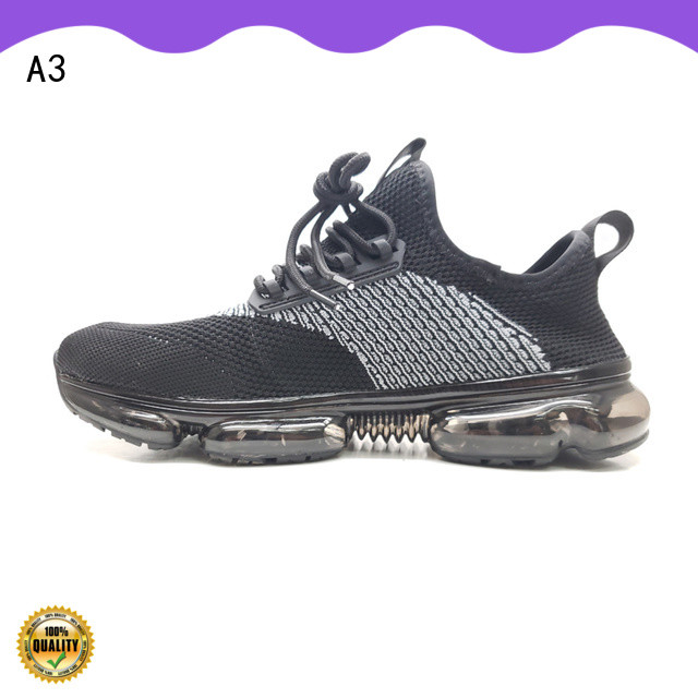 A3 running sneakers company for running