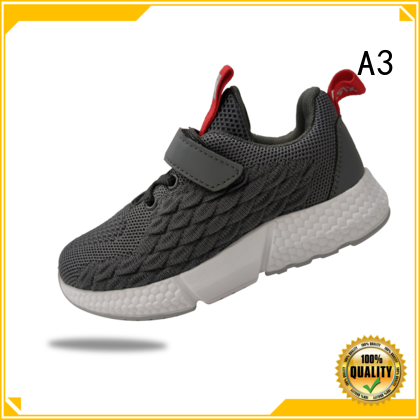 A3 kids sports shoes supplier for sport