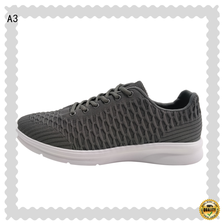 A3 Best men casual trainers supplier for outdoor activity