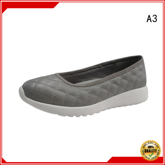 A3 women's casual shoes factory for daily wear