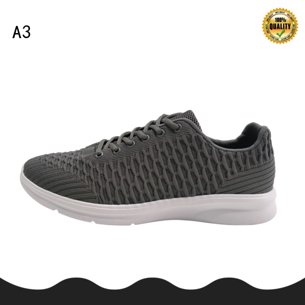 A3 mens casual sneakers supplier for outdoor activity
