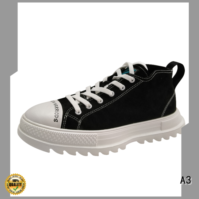 A3 casual male shoes supplier for outdoor activity