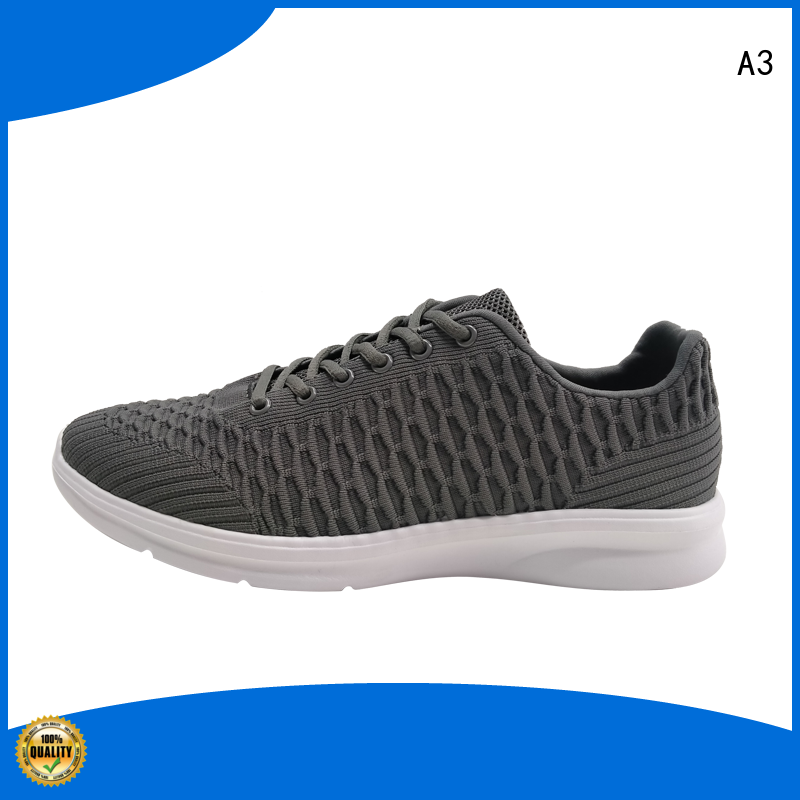A3 Top rated mens casual sneakers supplier for daily wear