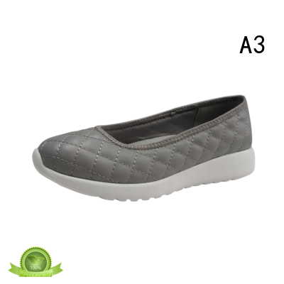 Comfortable women casual shoes manufacturer for sport