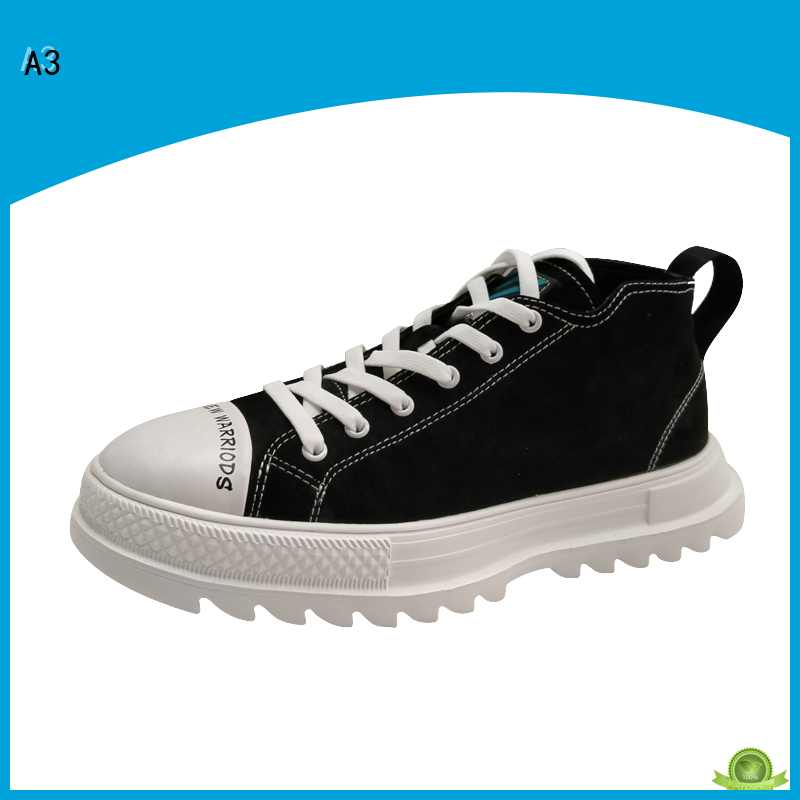 A3 men casual shoes factory for daily wear